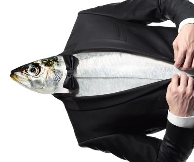 Pesce Vip per clienti speciali