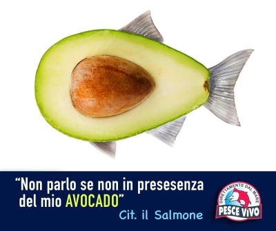 SALMONE e AVOCADO… un'accoppiata vincente!