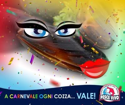 A Carnevale, ogni cozza vale!