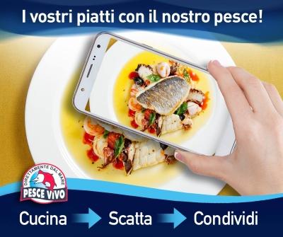 I vostri piatti con il nostro pesce!