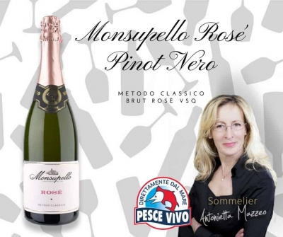 Monsupello Rosé Pinot Nero