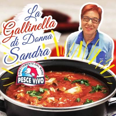 Ricetta: la Gallinella di Donna Sandra