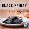 Black Friday: ravioli al nero di seppia