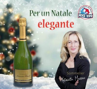 Larnaudie-Hirault Brut Blanc de Blancs, per un Natale elegante