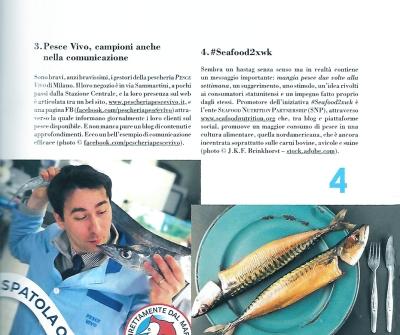 """La rivista di settore """"Il Pesce"""" parla di Noi"""