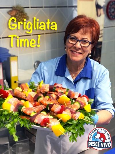 grigliata-time