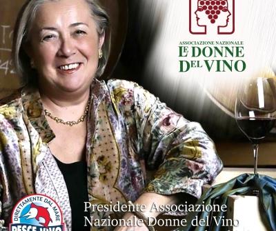 DaPescheria Pesce Vivo, il vino delle … Donne del Vino!