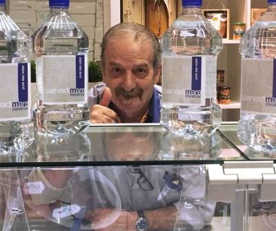 Salare senza sale: acqua Riserva di Mare
