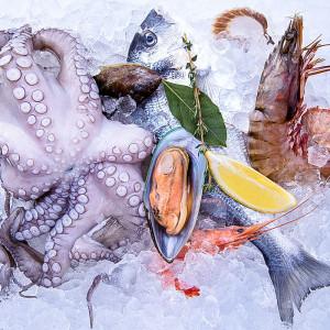estate torrida pesce al fresco
